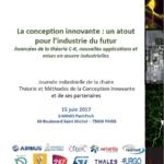 Journée industrielle - CHaire TMCI